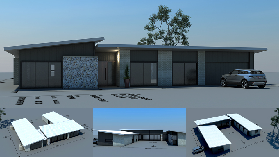 Architectural Visualisation Exterior