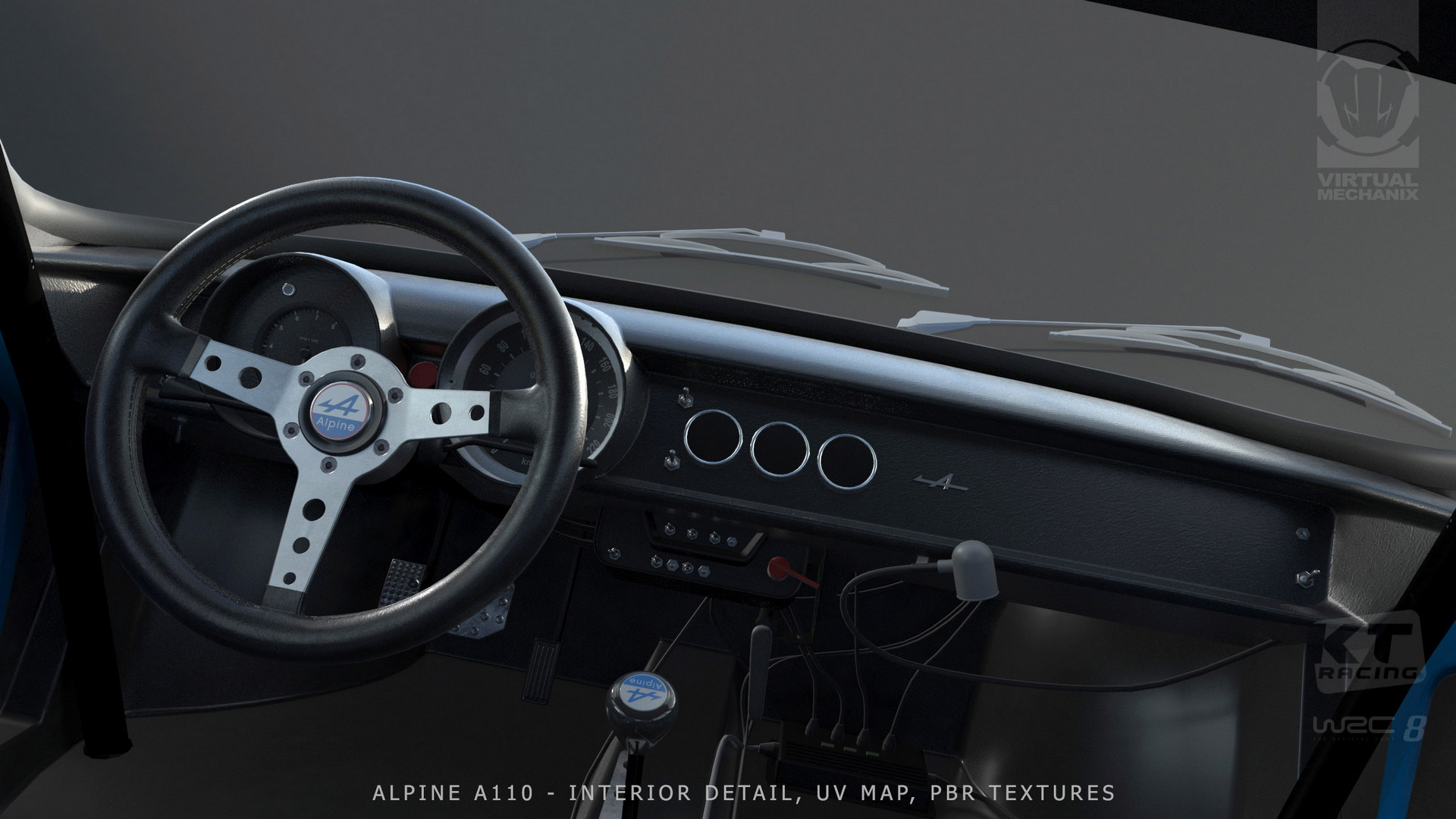 3D Hard Surface Interior